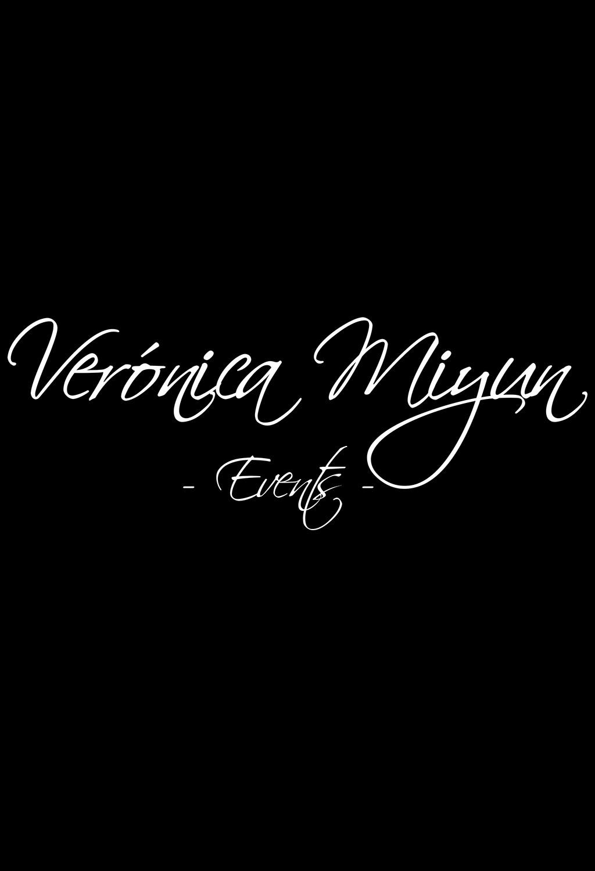 Verónica Miyun - Logo Web Events