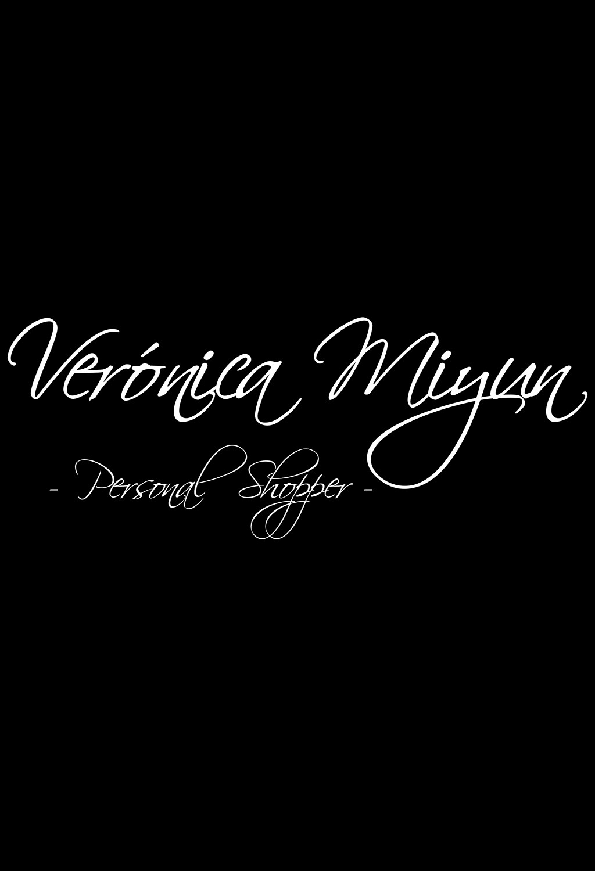 Verónica Miyun - Logo Web Personal Shopperº