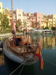 barco, look, estilismo